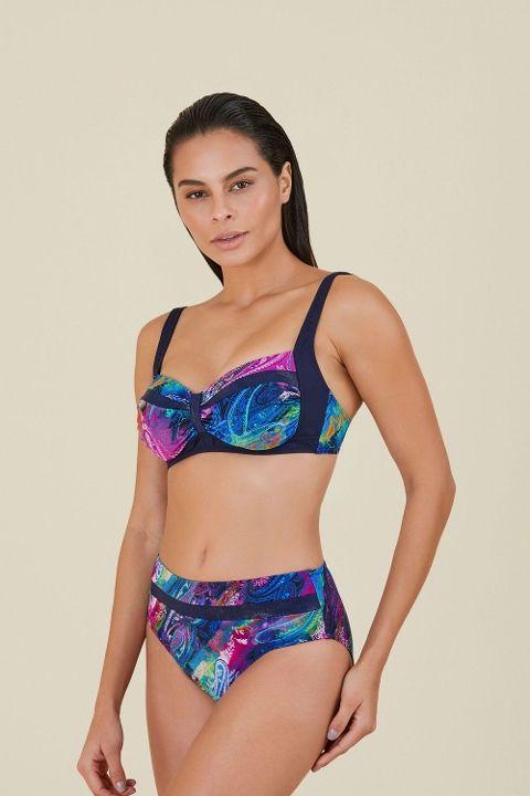 Büyük Beden Bikini Kom Eftel Bikini 01MB85071