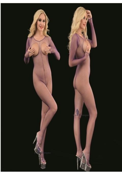 La Blinque Seksi Vücut Çorabı 910