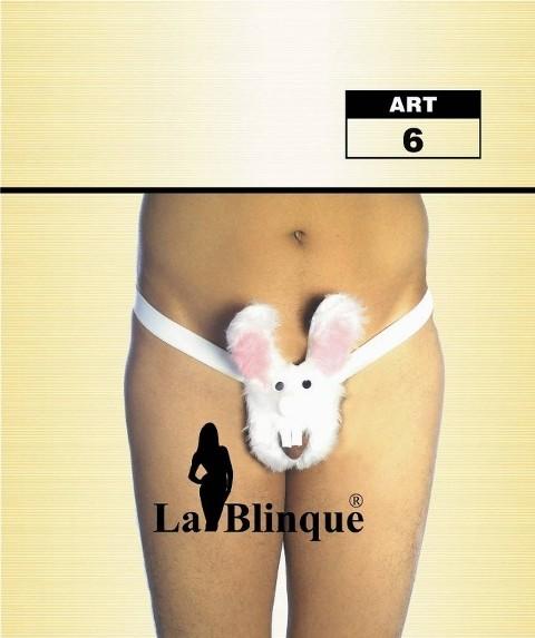La Blinque Espirili Tavşan String 6