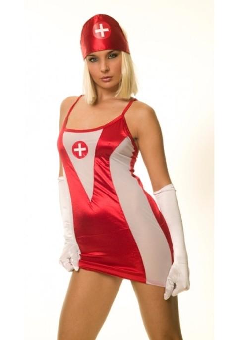 La Blinque Fantazi Hemşire Kostümü 2010