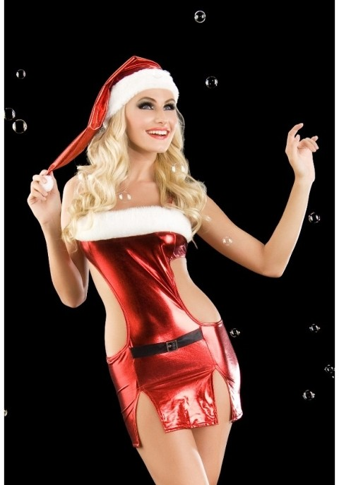 La Blinque Janjanlı Seksi Noel Anne 2068