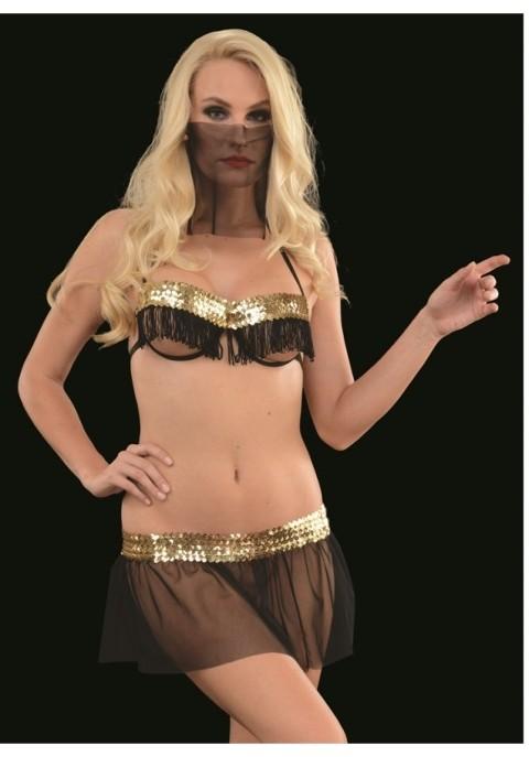 Dansöz Kostümleri La Blinque Seksi Dansöz 2091