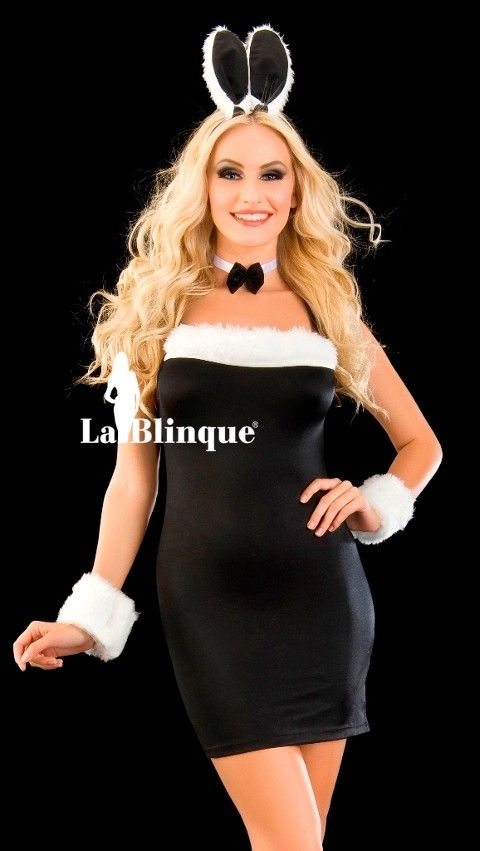 La Blinque Tavşan Kostüm 2064