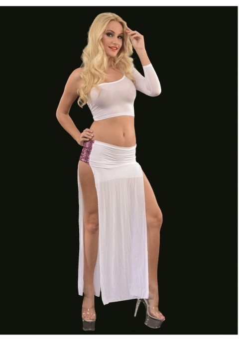 Seksi Uzun Elbiseler Lablinque 6090