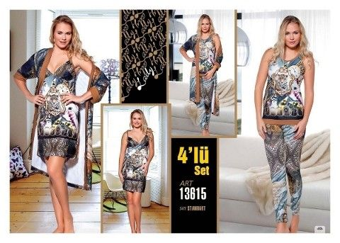 Lady 13615 4 Lü Set