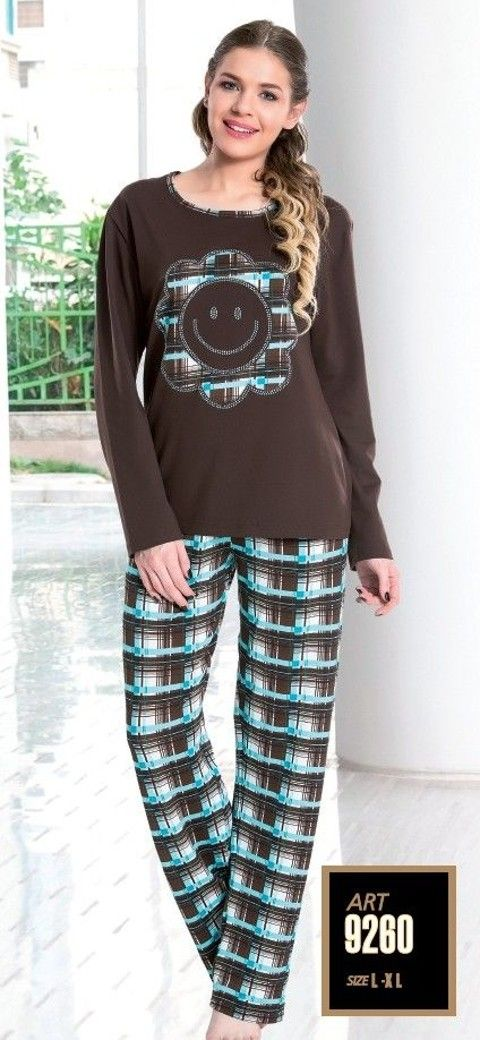 Lady 9260 Bayan Pijama