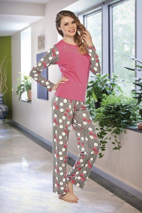 Lady Bayan Pijama 9201