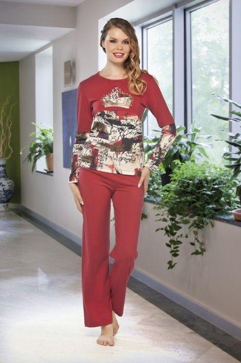 Lady Bayan Pijama 9210