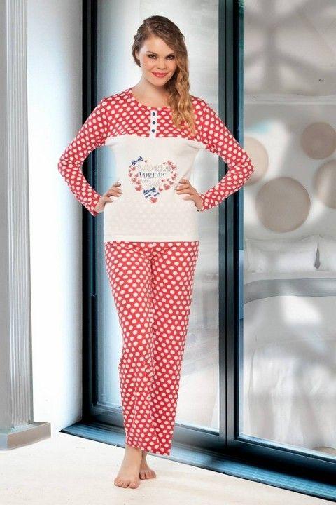 Lady Bayan Pijama 9215