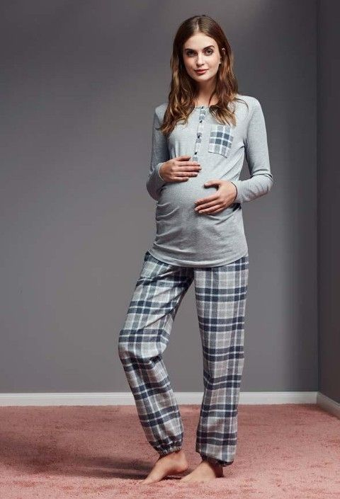 Lohusa Pijama Seti Catherine's 830