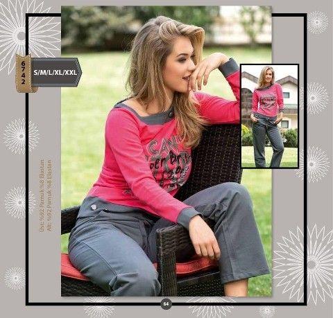 Maranda Kışlık Pijama 6742