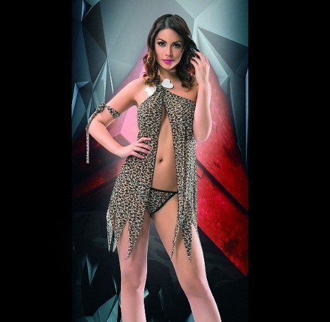 Erotik Kostümler Maranda Taş Devri Kostümü 5212