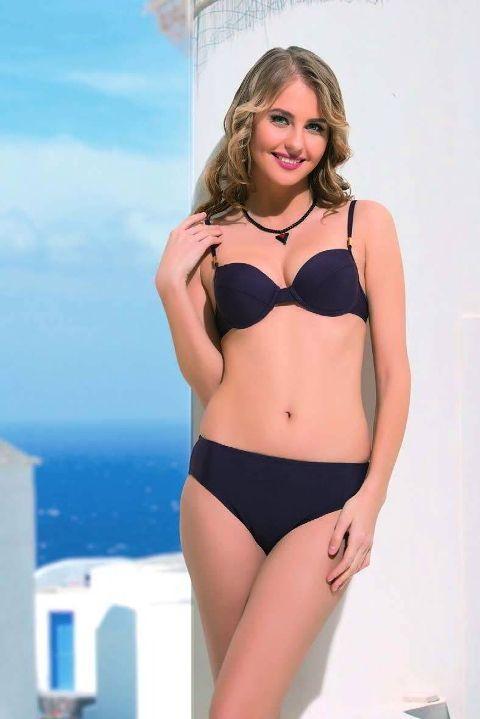 Bikini Masajlı Kap Bikini NBB 50899