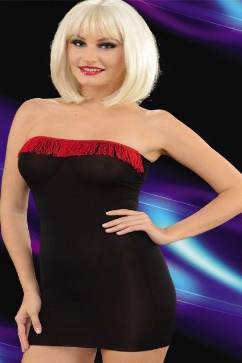 La Blinque Mini Elbise 6080