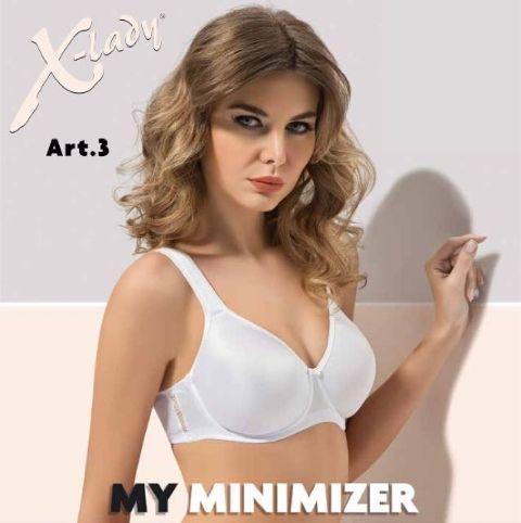 Minimayzır Sütyen X-Lady Art 3