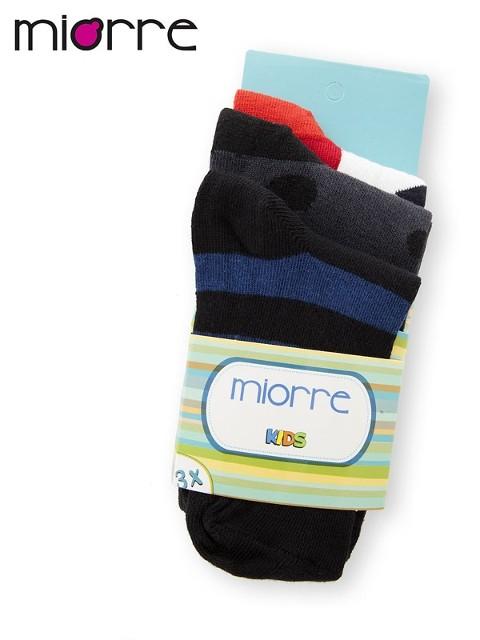 Miorre 3 Lü Erkek Çocuk Çorabı