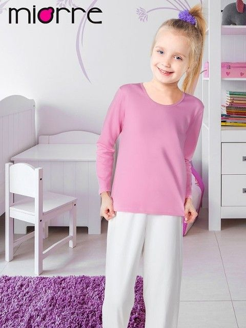 Miorre Kiz Çocuk Pijama Takım