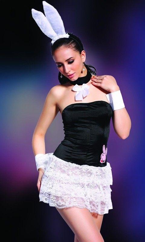 Missvera Tavşan Kız Kostümü 9122