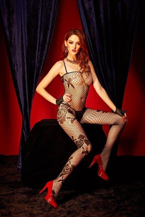 Missvera Vücut Çorabı 6409