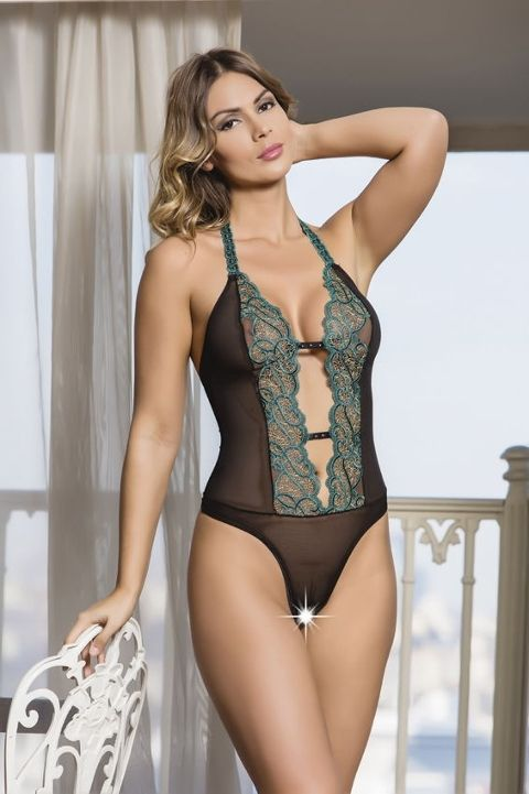 Moonlight 9029 Fantazi Dantelli Body
