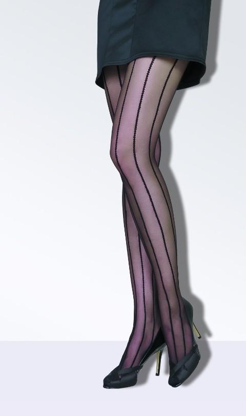Külotlu Çorap Daymod Nil Desenli Külotlu Çorap