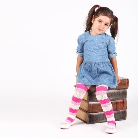 Daymod Nilay Çocuk Külotlu Çorap