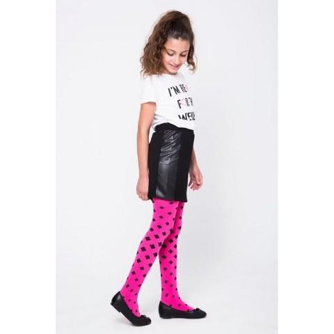 Daymod Optic Çocuk Külotlu Çorap