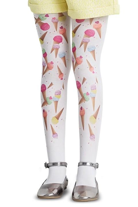 Penti Çocuk Cornet Külotlu Çorap 10 Beyaz
