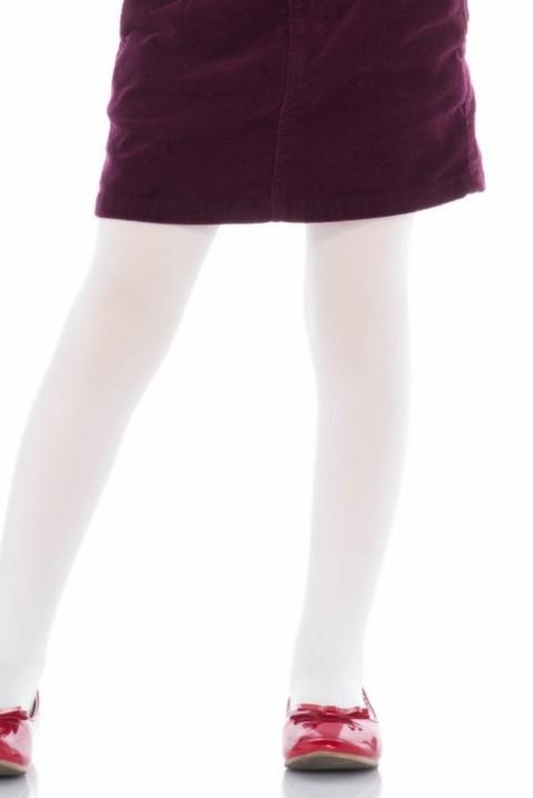 Penti Çocuk Ekstra Koton Külotlu Çorap 10 Beyaz