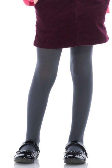 Penti Çocuk Mikro 40 Külotlu Çorap 16 Au00e7ık Gri