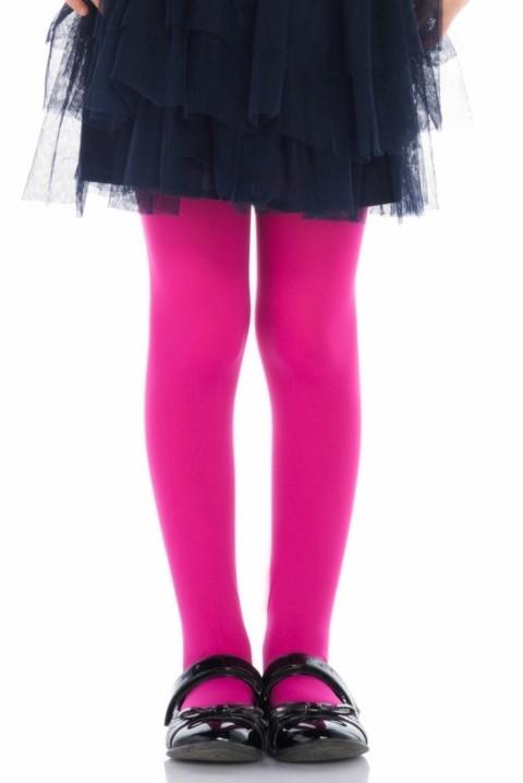 Penti Çocuk Mikro 40 Külotlu Çorap 80 Fuşya
