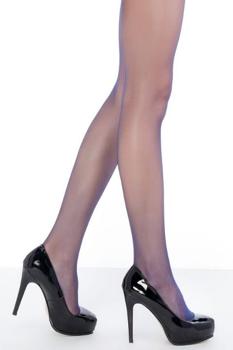 Penti Fit 15 Külotlu Çorap 136 Acık Lacivert - (3'lü Paket)