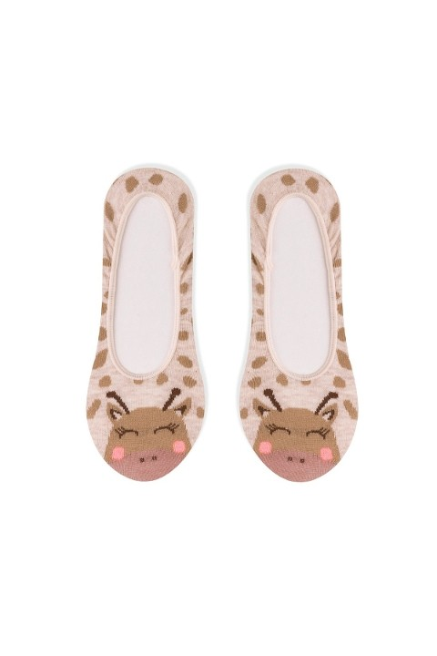 Penti Giraffe Babet Çorabı (3'lü Paket)