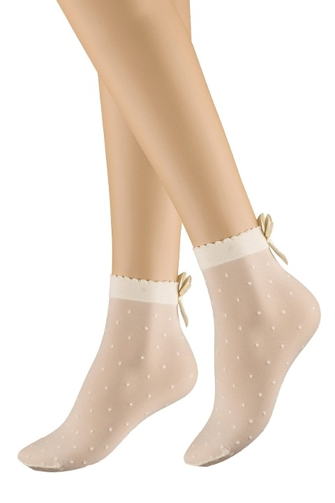 Penti Lily Soket Çorap 21 Vanilya (3'lü Paket)