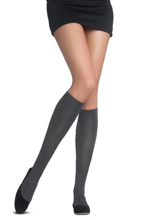 Penti Mikro 40 Pantolon Çorabı 68 Antrasit (3'lü Paket)