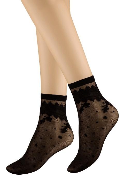 Penti Milla Soket Çorap 500 Siyah (3'lü Paket)
