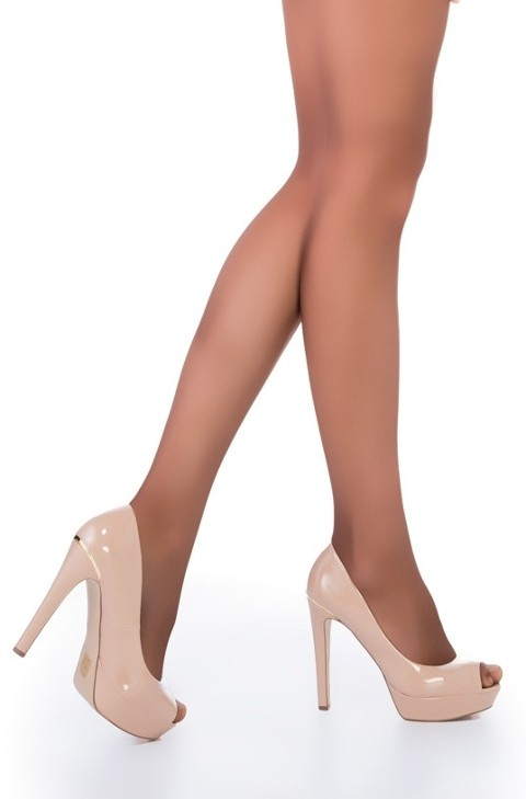 Penti Premier 20 Külotlu Çorap 44 Kestane - (3'lü Paket)