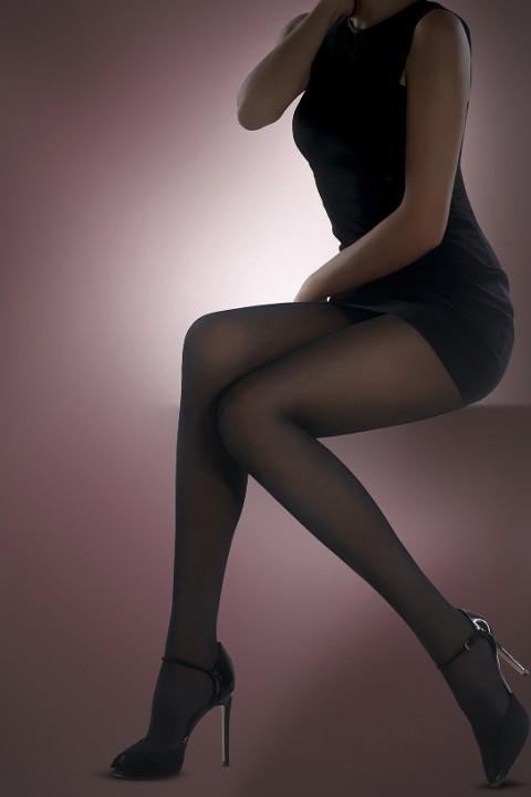 Penti Premier 40 Külotlu Çorap 500 Siyah - (3'lü Paket)