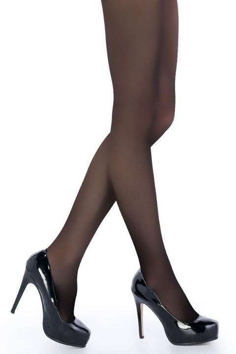 Penti Premier Leg Support Külotlu Çorap 500 Siyah - (3'lü Paket)