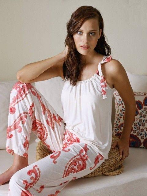 Penye Mood Pijama Takım 7760