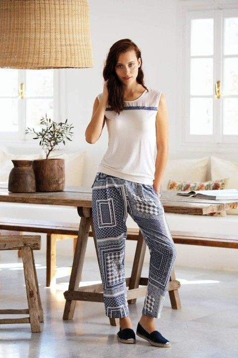 Penye Mood Pijama Takım 7765