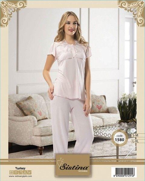 Penye Pijama Sistina 1580