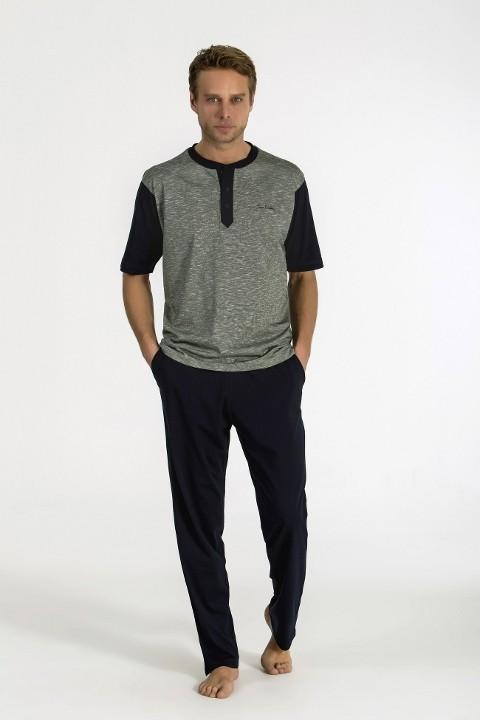 Pierre Cardin 30/1 R.iplik 3 Lü Pijama 5404