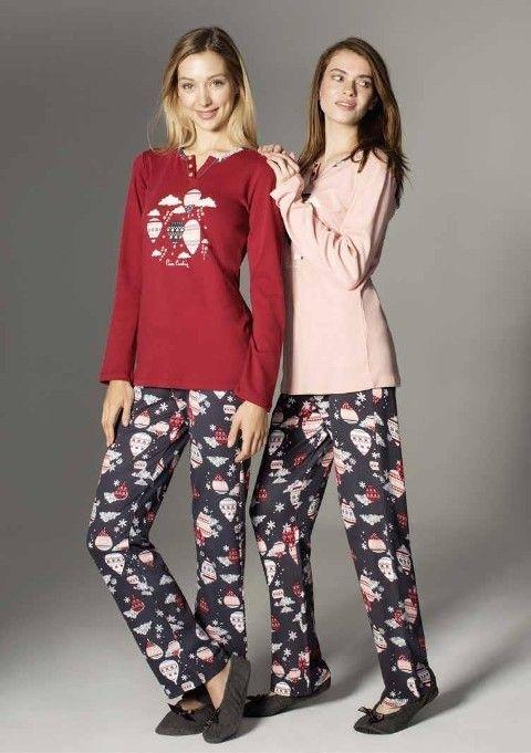 Pierre Cardin Patlı Pijama Takım 3061