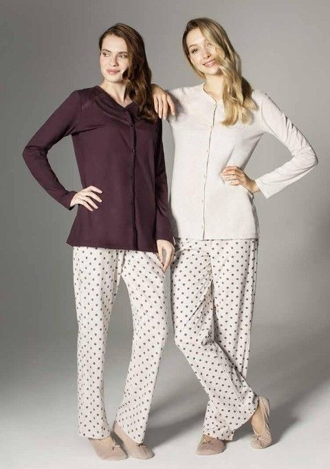 Pierre Cardin Pijama Takım 3082