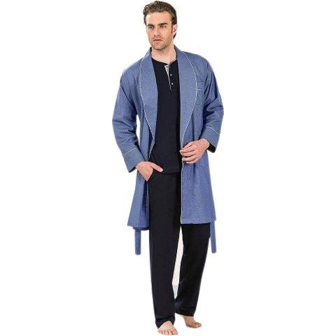 Pierre Cardin Pijama Ve Robdöşambr Takımı 5555