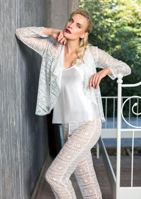 Pijama Takım La Vergine 7245