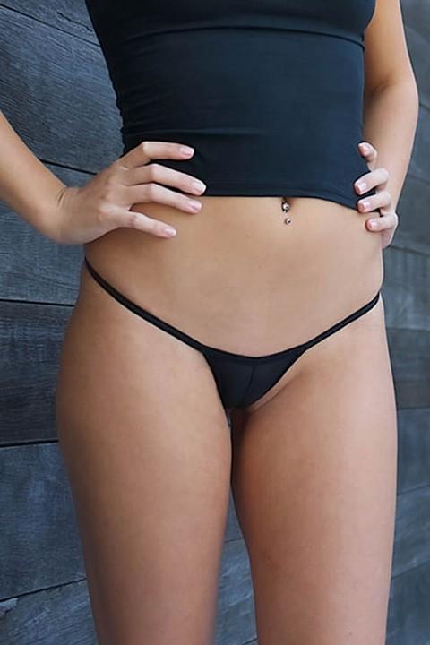 Seksi İç Çamaşırları Redhotbest Çok Seksi Süper Mini V-string