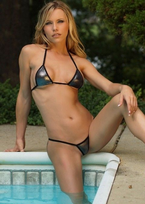 Redhotbest Süper Mini Dore Bikini