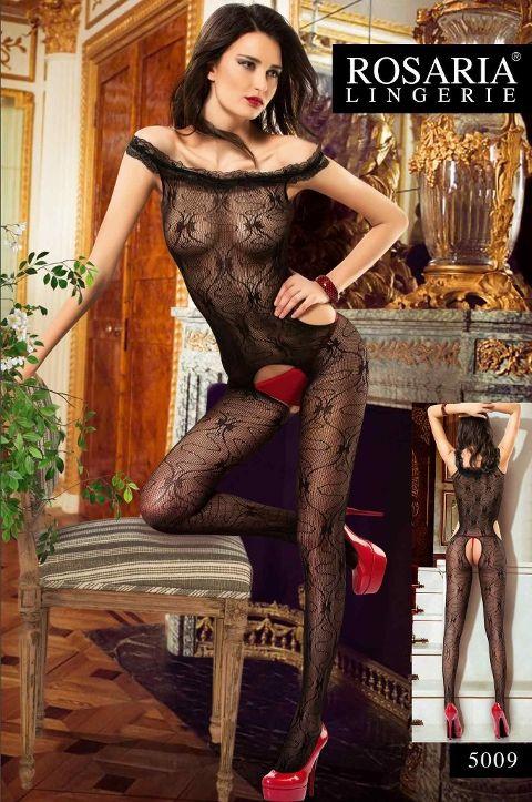 Rosaria 5009 Erotik Vücut Çorabı